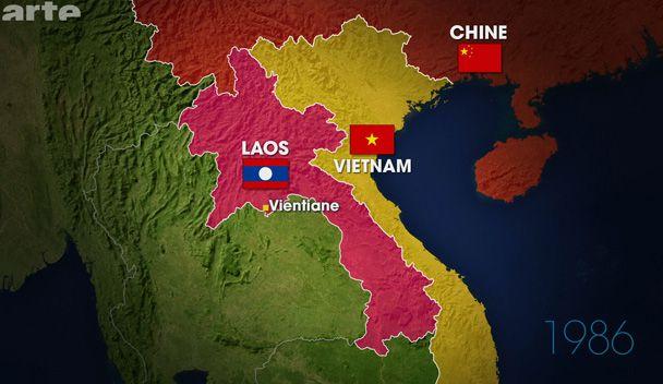Image de Dessous des cartes - Laos, un nouvel émergent