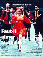 Movie poster of Faut-il aimer Mathilde ?