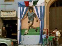 Image de Maradona, un gamin en or