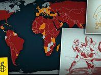 Image de Dessous des cartes - Qui torture dans le monde ?