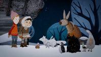 Image de Neige et les arbres magiques