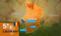 Image de Dessous des cartes - Le Tchad d'Idriss Déby