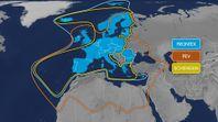 Image de Dessous des cartes - UE, migrants, frontières