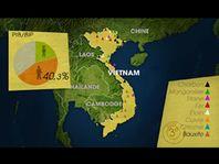 Image de Dessous des Cartes - Un ou deux Vietnam ? La Croissance 2/2