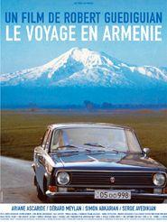Movie poster of Le voyage en Arménie