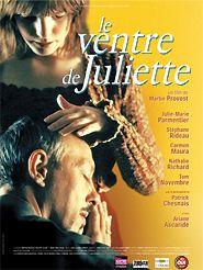 Movie poster of Le ventre de Juliette