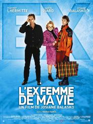 Movie poster of L'ex-femme de ma vie
