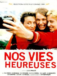 Movie poster of Nos vies heureuses