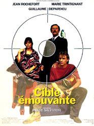 Movie poster of Cible émouvante