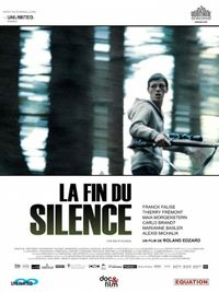 Movie poster of La fin du silence