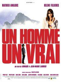 Movie poster of Un homme, un vrai