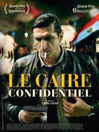 Movie poster of Le Caire confidentiel
