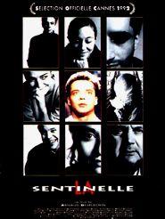 Movie poster of La sentinelle