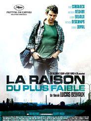 Movie poster of La Raison du plus faible