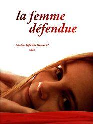 Movie poster of La Femme défendue