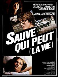 Movie poster of Sauve qui peut (la vie)