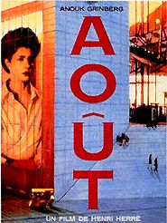Movie poster of Août