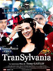 Movie poster of Transylvania
