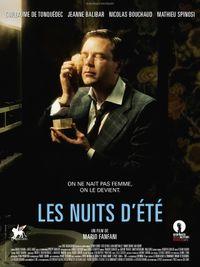 Movie poster of Les Nuits d'été