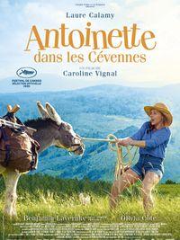 Movie poster of Antoinette dans les Cévennes