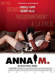 Movie poster of Anna M.