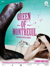 Movie poster of Queen of Montreuil
