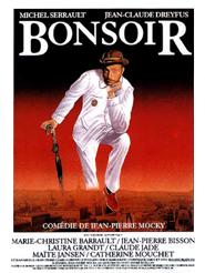 Movie poster of Bonsoir