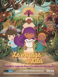 Movie poster of Le Voyage de Lila