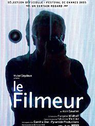 Movie poster of Le Filmeur