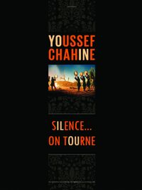 Movie poster of Silence... on tourne