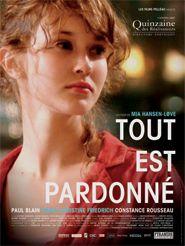 Movie poster of Tout est pardonné