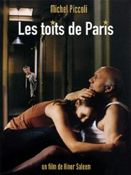 Movie poster of Les toits de Paris