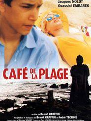 Movie poster of Café de la plage