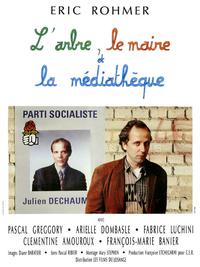 Movie poster of L'Arbre, le Maire et la Médiathèque