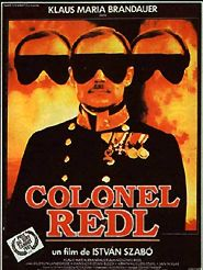 Movie poster of Colonel Redl