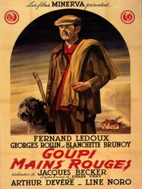 Movie poster of Goupi Mains-Rouges