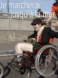 Movie poster of Je marcherai jusqu'à la mer