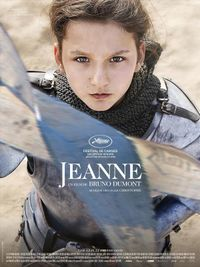 Movie poster of Jeanne