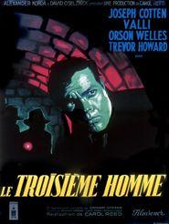 Movie poster of Le Troisième homme