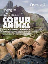 Movie poster of Coeur animal