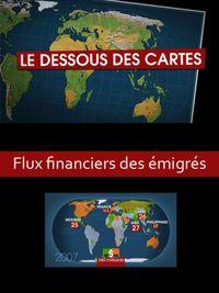 Movie poster of Le Dessous des cartes - Flux financiers des émigrés