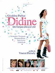 Movie poster of Didine