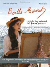 Movie poster of Berthe Morisot