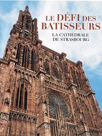 Movie poster of Le Défi des bâtisseurs - La cathédrale de Strasbourg