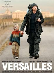 Movie poster of Versailles