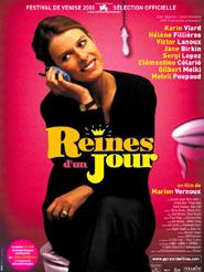 Movie poster of Reines d'un jour