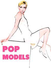 Movie poster of Pop Models