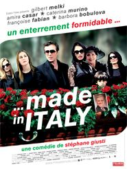 Movie poster of Made in Italy