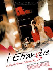 Movie poster of L'Étrangère