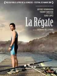 Movie poster of La Régate